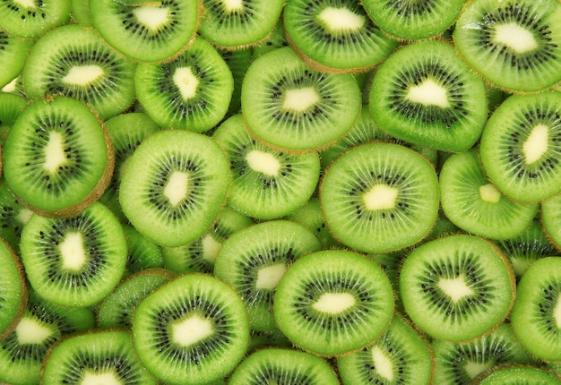 Fruit kiwi totale achtergrond