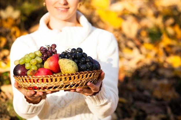 Fruit stilleven