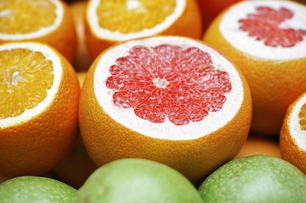 Fruit voor het ontbijt