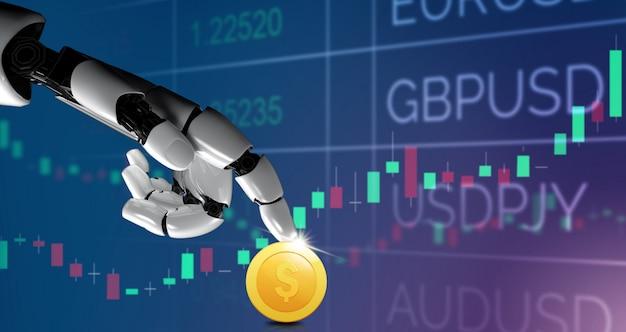 Futuristische kunstmatige intelligentie
