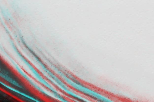 Futuristische lichte abstracte achtergrond met glitch-effect