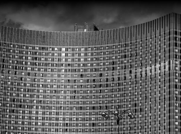 Futuristische russische hotel