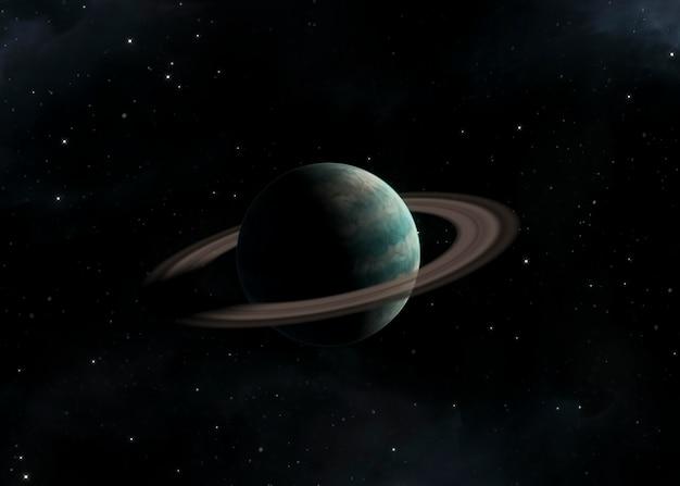 Galaxy nacht panoramisch