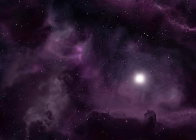Galaxy nachtzicht