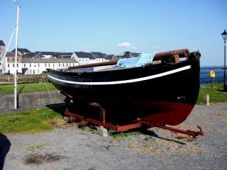 Galway hooker - vissersvaartuig