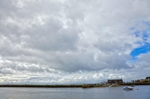 Galway waterkant hdr