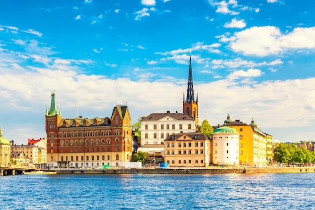 Gamla stan, het oude gedeelte van stockholm