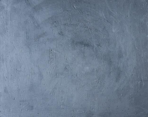 Gark blauw grijs beton achtergrond muur textuur kopie spase