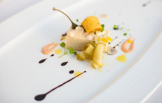 Gastronomisch gastronomisch eten foodie tapas
