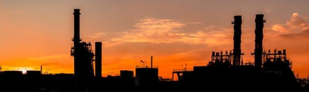 Gasturbine elektrische energiecentrale