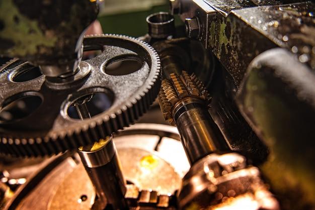 Gear snijmachine