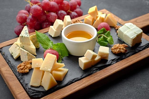 Geassorteerde kaas