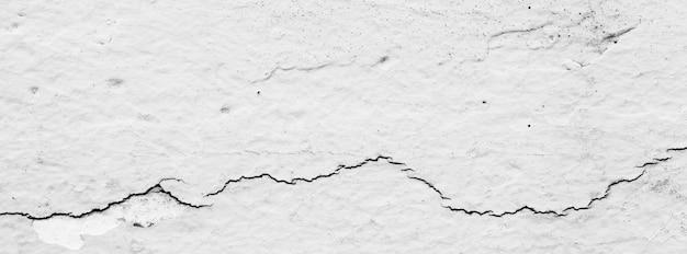 Gebarsten betonnen muur textuur