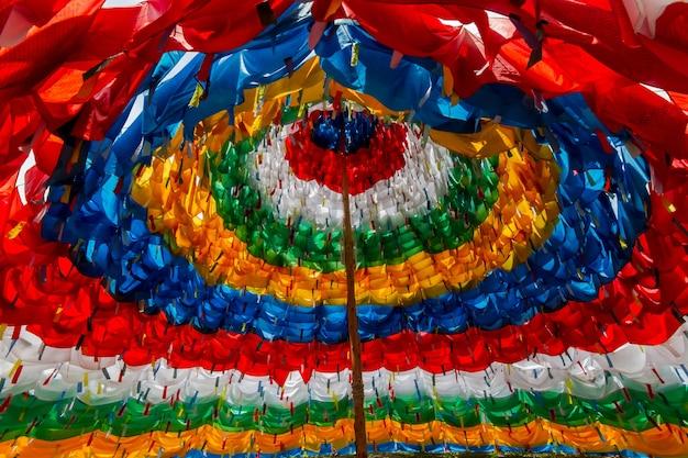 Gebedsvlaggen - mantra stupa