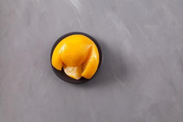 Geconserveerde zoute citroen