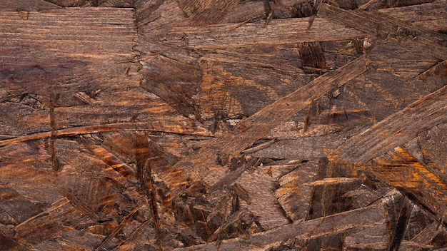 Gedetailleerde bruine houten achtergrond