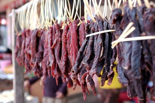 Gedroogd vlees