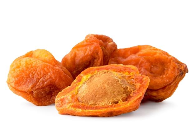Gedroogde abrikozen met bot