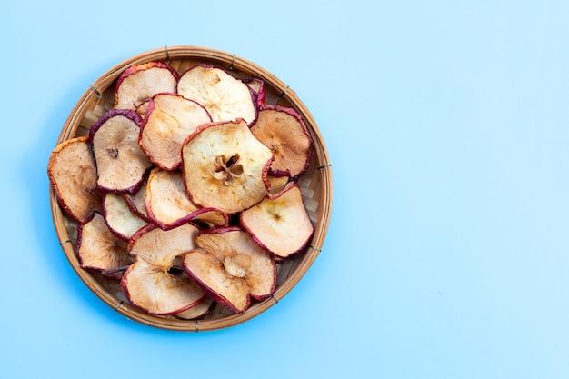 Gedroogde appelschijfjes