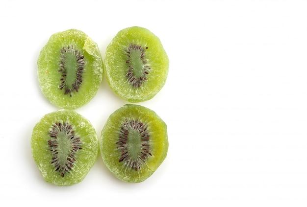 Gedroogde kiwi fruit