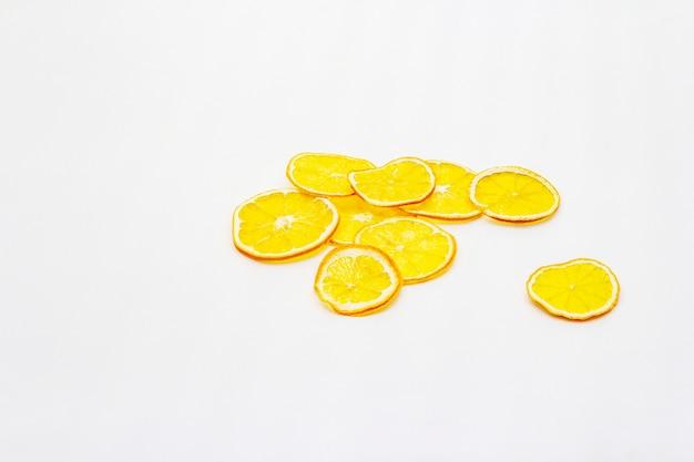 Gedroogde plakjes sinaasappel
