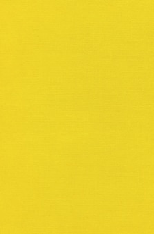 Geel canvas textuur oppervlak