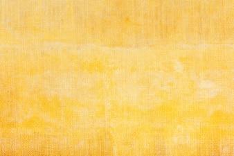 Geel geschilderd canvas