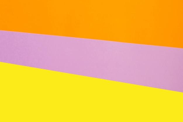Geel, oranje en paars. kleurrijke textuur.