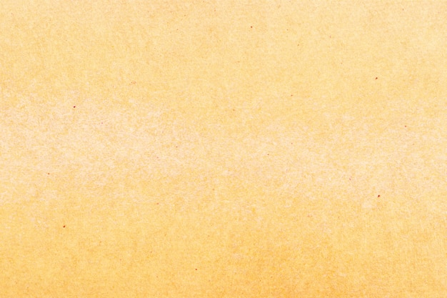 Geel papier textuur achtergrond