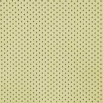Geel van de de slijtagestof van de netwerksport textiel textielpatroon als achtergrond