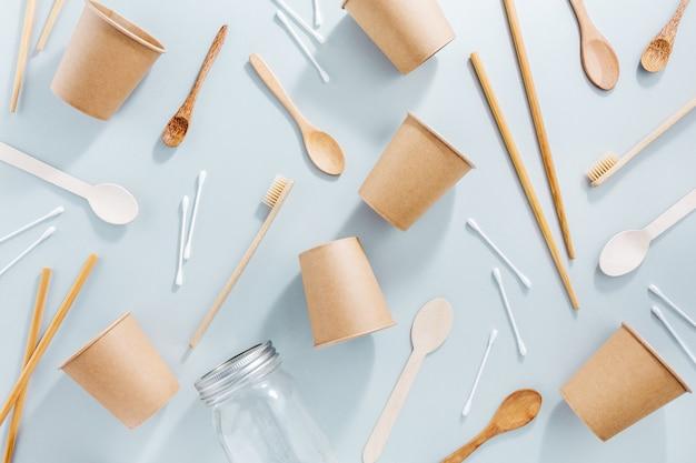 Geen afval met duurzame producten