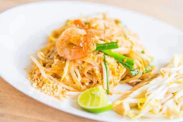 Gefrituurde thaise noedels