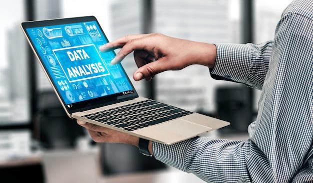 Gegevensanalyse voor zakelijke en financiële achtergrond