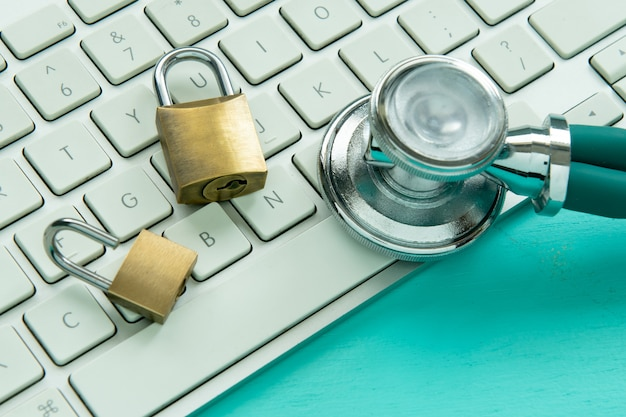 Gegevensbeveiliging in informatica op medisch gebied