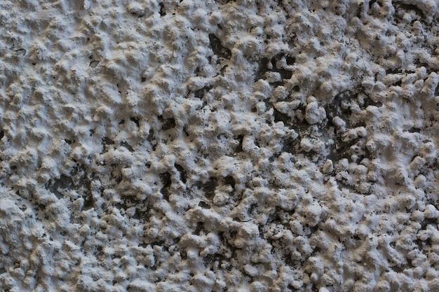 Gegraven cementoppervlak