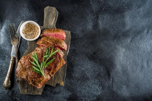 Gegrilde biefstuk