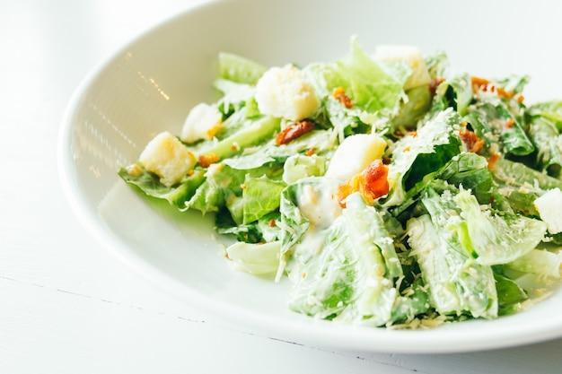Gegrilde caesar salade