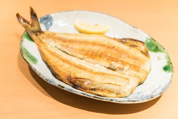 Gegrilde vis
