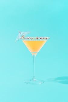 Geïsoleerde cocktail