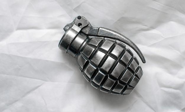 Geïsoleerde granaat
