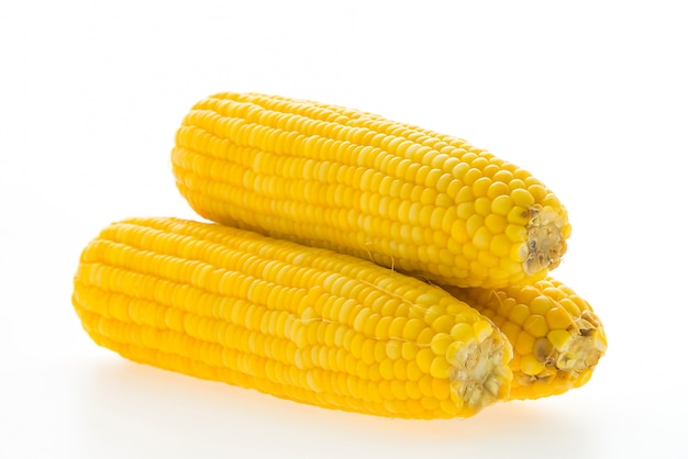 Geïsoleerde maïs