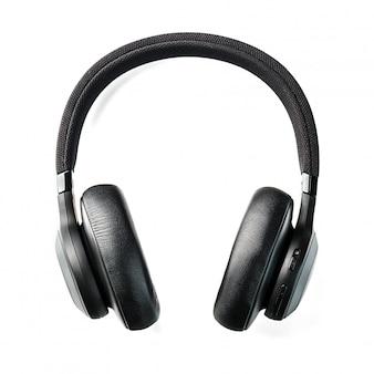 Geïsoleerde professionele hoofdtelefoon voor dj's en muzikanten.
