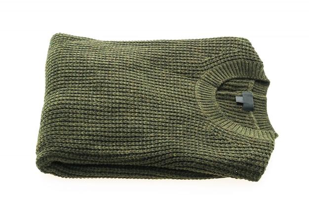 Geïsoleerde trui