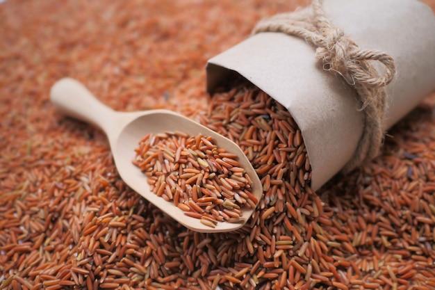 Gekiemde bruine rijst, gaba-rijst.