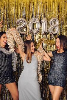 Gekke nieuwjaar clubfeest