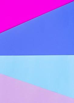 Gekleurd papier achtergrond