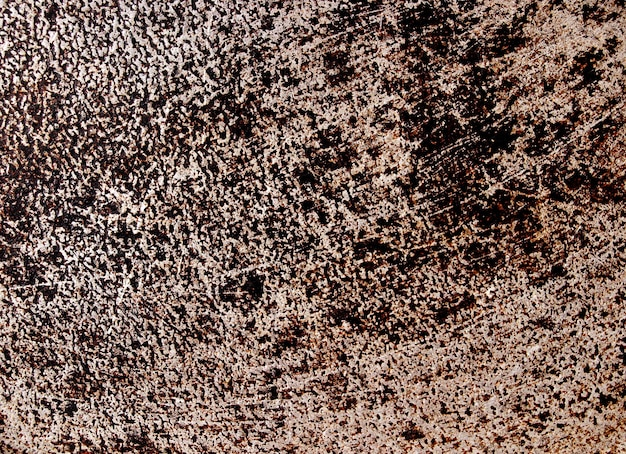 Gekrast metaal grunge oppervlak