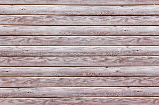 Gelakte houten planken close-up