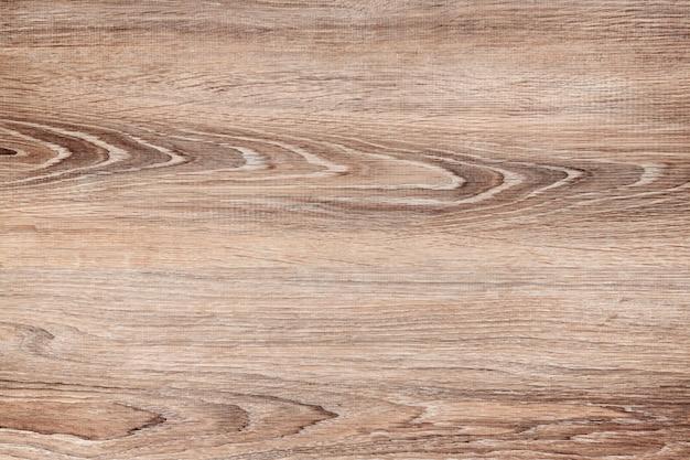 Gelamineerde panelen met gebleekt eiken patroon, houten achtergrond, close-up