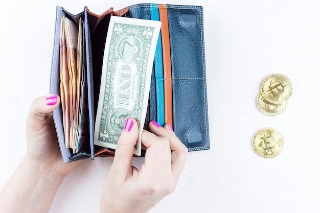 Geld en bitcoin
